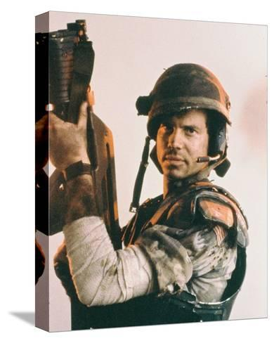 Bill Paxton - Aliens--Stretched Canvas Print