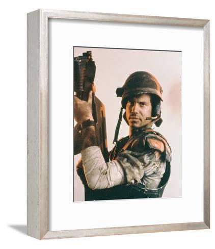 Bill Paxton - Aliens--Framed Art Print