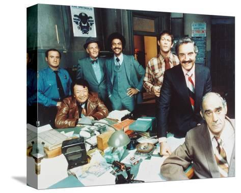 Barney Miller--Stretched Canvas Print