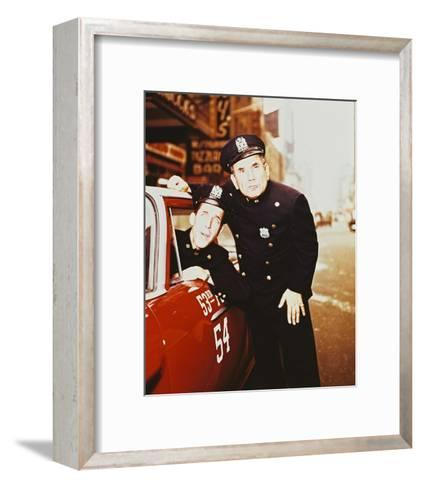 Car 54--Framed Art Print