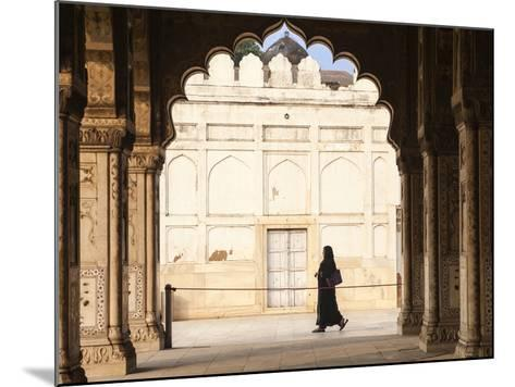India, Delhi, Old Delhi, Red Fort, Diwan-i-Khas- Hall of Private Audience-Jane Sweeney-Mounted Photographic Print