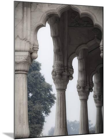 India, Delhi, Old Delhi, Red Fort-Jane Sweeney-Mounted Photographic Print