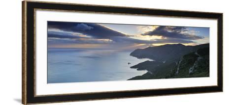 Arrabida Mountain Range (Serra Da Arrabida), Portugal-Mauricio Abreu-Framed Art Print
