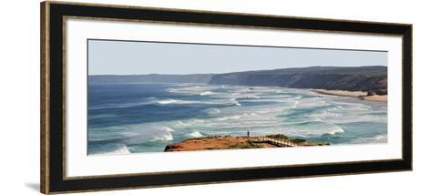 Coastline of Carrapateira. Sudoeste Alentejano and Costa Vicentina Nature Park-Mauricio Abreu-Framed Art Print