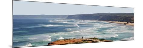 Coastline of Carrapateira. Sudoeste Alentejano and Costa Vicentina Nature Park-Mauricio Abreu-Mounted Photographic Print