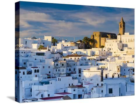 Spain, Andalucia, Cadiz Province, Vejer De la Frontera-Alan Copson-Stretched Canvas Print