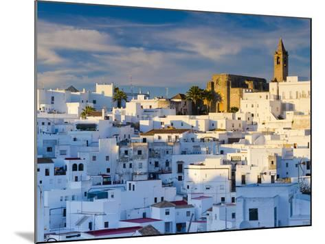 Spain, Andalucia, Cadiz Province, Vejer De la Frontera-Alan Copson-Mounted Photographic Print