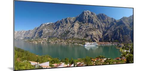 Montenegro, Bay of Kotor, Kotor-Alan Copson-Mounted Photographic Print