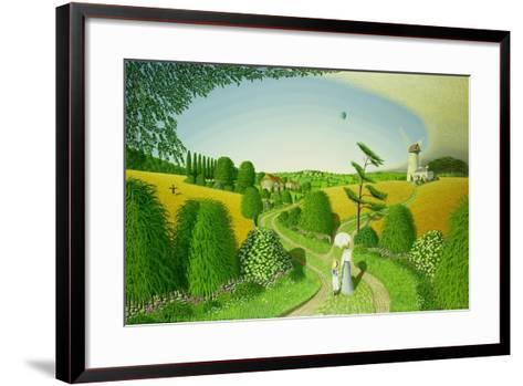 Going Home, 1989-Peter Szumowski-Framed Art Print