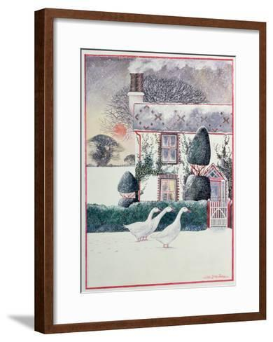 R.G. Janek's First Christmas, 1985-Lisa Graa Jensen-Framed Art Print