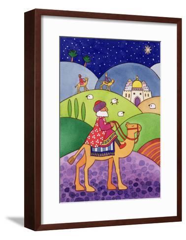The Three Kings, 1997-Cathy Baxter-Framed Art Print