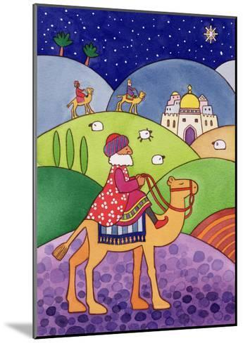 The Three Kings, 1997-Cathy Baxter-Mounted Giclee Print