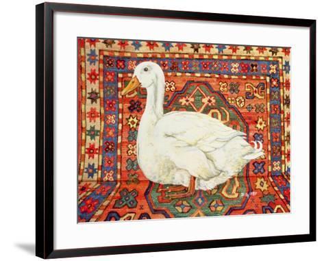 Aylesbury Carpet Drake-Ditz-Framed Art Print
