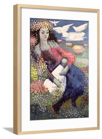 The New Born, 1992-Endre Roder-Framed Art Print