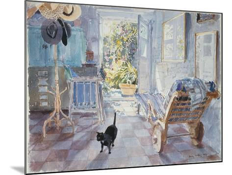 Inside Looking Out, 1991-Lucy Willis-Mounted Giclee Print