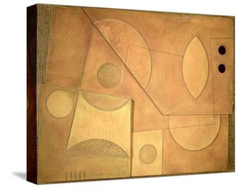 Cut Out, 1993-94-Peter McClure-Stretched Canvas Print