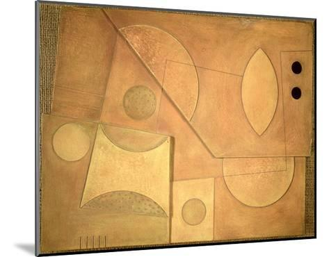 Cut Out, 1993-94-Peter McClure-Mounted Giclee Print