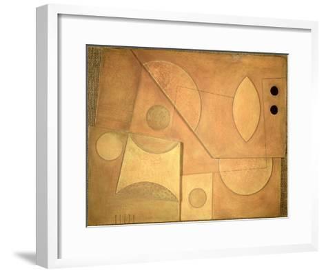Cut Out, 1993-94-Peter McClure-Framed Art Print