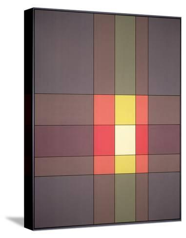 Overlay, 1982-Peter McClure-Stretched Canvas Print