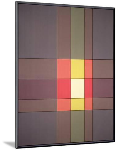 Overlay, 1982-Peter McClure-Mounted Giclee Print