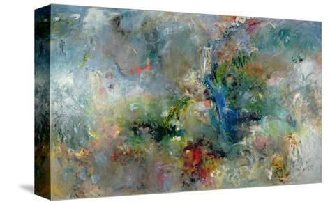 Valley of the Waterfalls, 1994-Jane Deakin-Stretched Canvas Print
