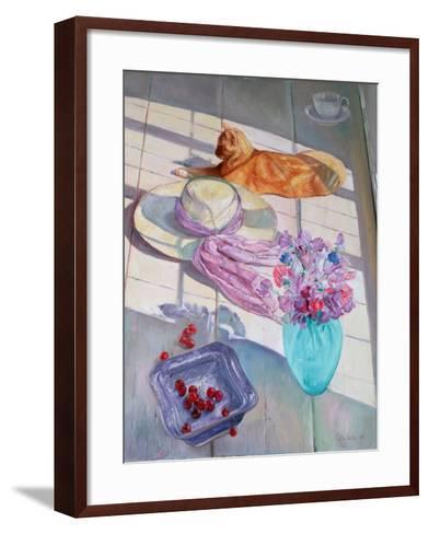 The Interloper-Timothy Easton-Framed Art Print