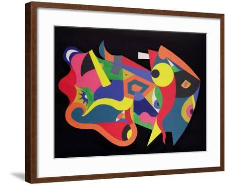 Masquerade-William Ramsay-Framed Art Print