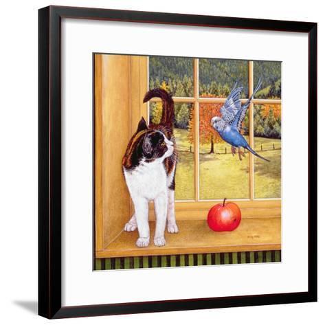 Bird-Watching, 1996-Ditz-Framed Art Print