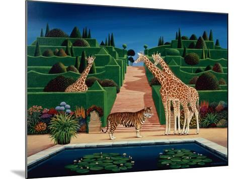 Animal Garden, 1980-Anthony Southcombe-Mounted Giclee Print