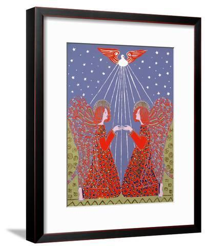 Christmas 77-Gillian Lawson-Framed Art Print