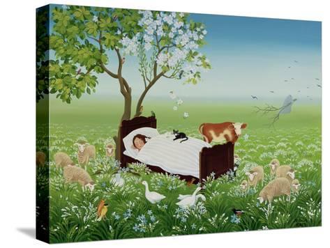 Lena's Dream-Magdolna Ban-Stretched Canvas Print