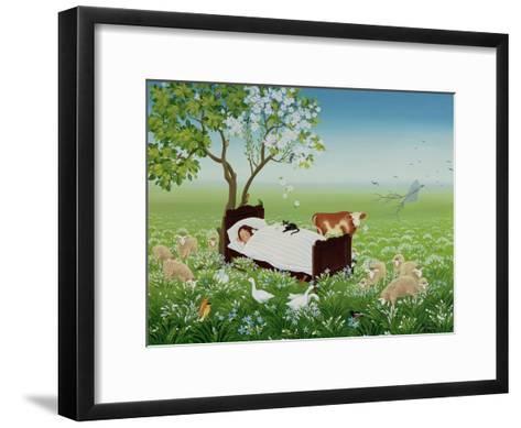 Lena's Dream-Magdolna Ban-Framed Art Print