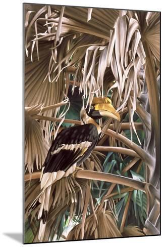 Hornbill, 1987-Sandra Lawrence-Mounted Giclee Print