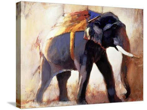 Shivaji, Khana, 1996-Mark Adlington-Stretched Canvas Print