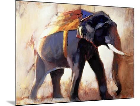 Shivaji, Khana, 1996-Mark Adlington-Mounted Giclee Print