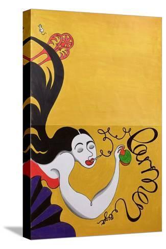 Carmen-Carolyn Hubbard-Ford-Stretched Canvas Print
