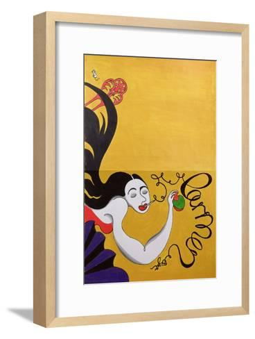 Carmen-Carolyn Hubbard-Ford-Framed Art Print