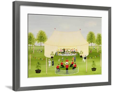 The Garden Party-Mark Baring-Framed Art Print