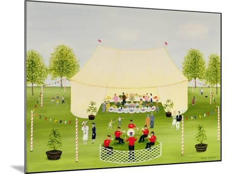 The Garden Party-Mark Baring-Mounted Giclee Print