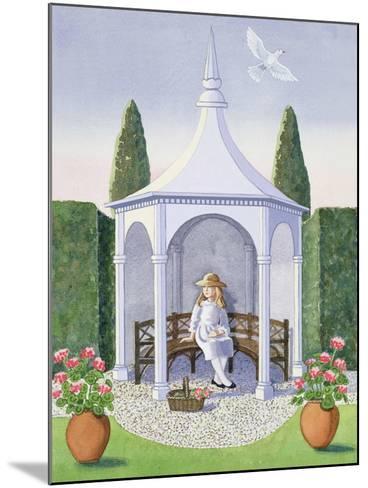Summer House-Lavinia Hamer-Mounted Giclee Print
