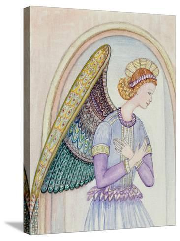 Angel, 1995-Gillian Lawson-Stretched Canvas Print