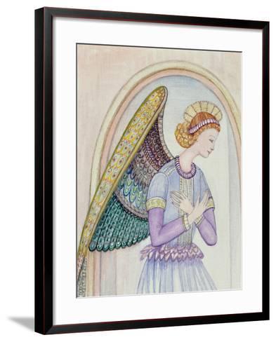 Angel, 1995-Gillian Lawson-Framed Art Print