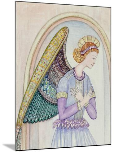 Angel, 1995-Gillian Lawson-Mounted Giclee Print