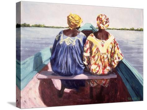 To the Island, 1998-Tilly Willis-Stretched Canvas Print