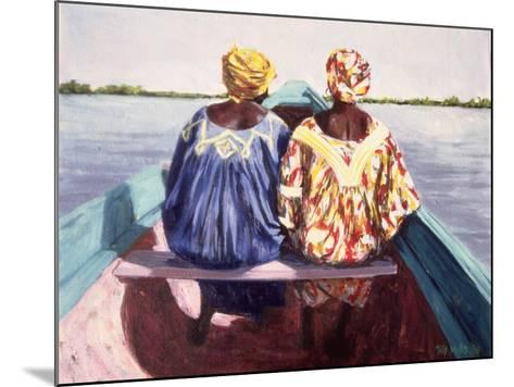 To the Island, 1998-Tilly Willis-Mounted Giclee Print