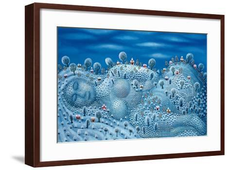 Winter, 1981-Tamas Galambos-Framed Art Print