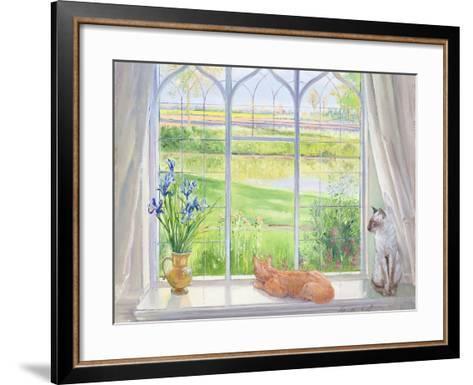 Evening Breeze-Timothy Easton-Framed Art Print