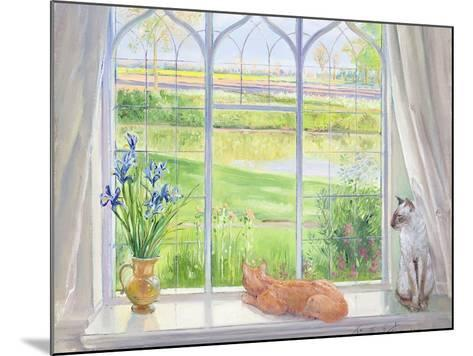 Evening Breeze-Timothy Easton-Mounted Giclee Print