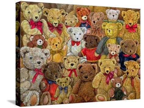 Ted Spread, 1994-Ditz-Stretched Canvas Print