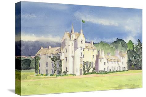 Ballindalloch Castle, 1995-David Herbert-Stretched Canvas Print